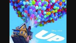 Up Soundtrack - Carl Goes Up (Pixar)
