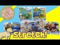 watch he video of Stretch Armstrong Flex Fighters Toys With FLEX Power!