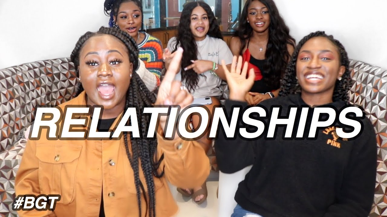 RELATIONSHIPS (cheating, abuse, controlling) | Black Girl Talks