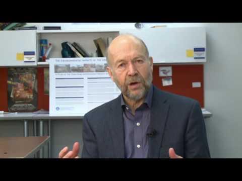 "James Hansen: ""We might lose all coastal cities"""