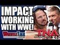 Brock Lesnar OFF WWE Until Summerslam?! TNA Impact Working With WWE!   WrestleTalk News May 2018