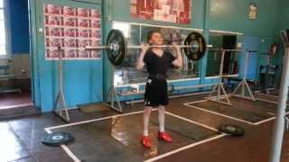 Пискунов Святослав / 2-разряд по тяжелой атлетике 12 лет.