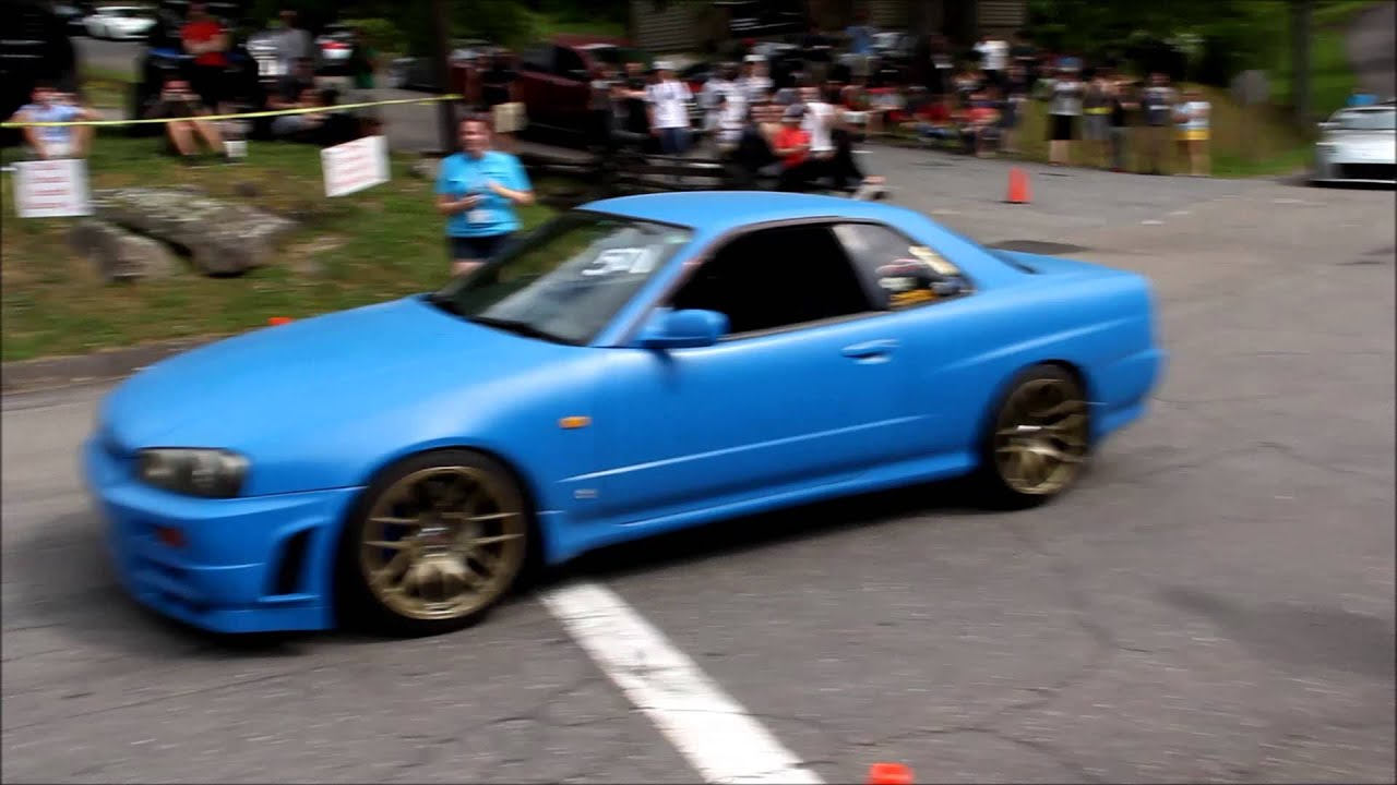 ZDayZ 2015 Exhaust Competition