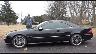 GO READ MY COLUMN! http://autotradr.co/Oversteer  This 2006 Mercedes-Benz CL65 AMG was over $200,000 when it was new -- and now it's worth around $30,000. Today I'm reviewing the CL65 AMG and I'm showing you the cool quirks and features of the 2006 Mercedes CL65.  FOLLOW ME! Facebook - http://www.facebook.com/ddemuro Twitter - http://www.twitter.com/dougdemuro Instagram - http://www.instagram.com/dougdemuro  DOUGSCORE CHART: https://docs.google.com/spreadsheets/d/1KTArYwDWrn52fnc7B12KvjRb6nmcEaU6gXYehWfsZSo