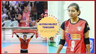 Alyssa VALDEZ in Thailand Highlights !!!