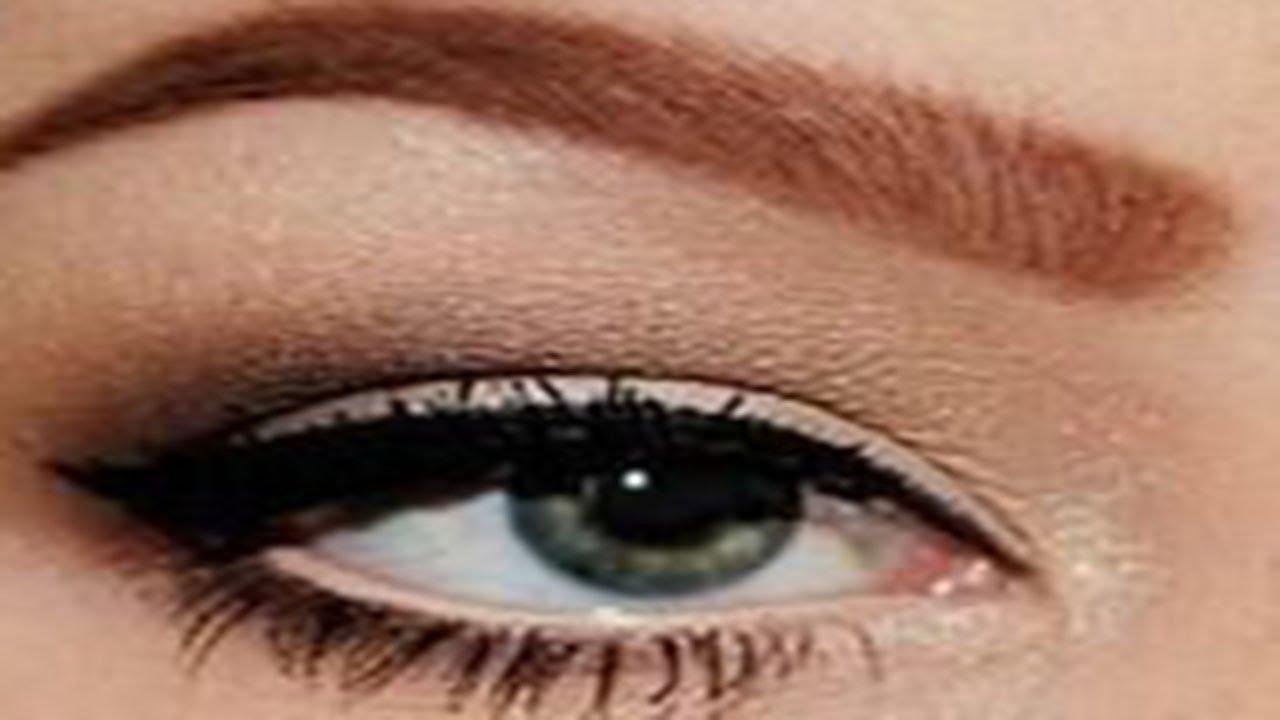 Ojos ahumados como maquillarse los ojos paso a paso youtube - Como maquillarse paso a paso ...