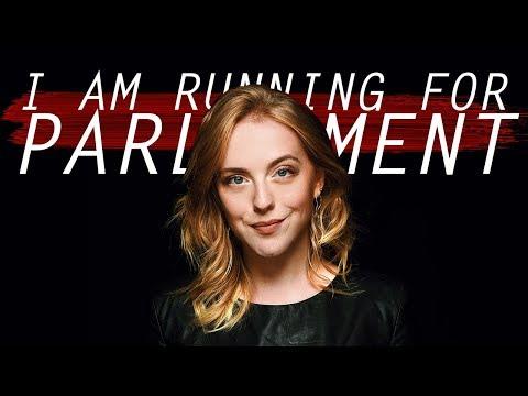 I am Running for Parliament. | Beata Jonite