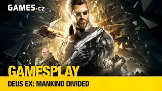 GamesPlay: Deus Ex: Mankind Divided