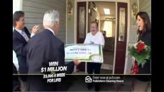 publishers clearing house (Links to sweepstakes listed in description)