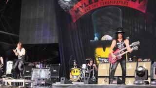 "Slash - ""The Dissident"" Hellfest, France 20/06/2015"