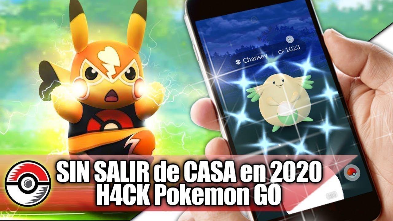 Como Instalar Y Jugar Desde Casa Pokemon Go Juega Con Joystick Metodo Root Android 7 8 9 10 Youtube