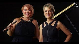 "Amanda Harberg: ""Tambourin"" from Court Dances; Christine Beard, flute & Stacie Haneline, piano"