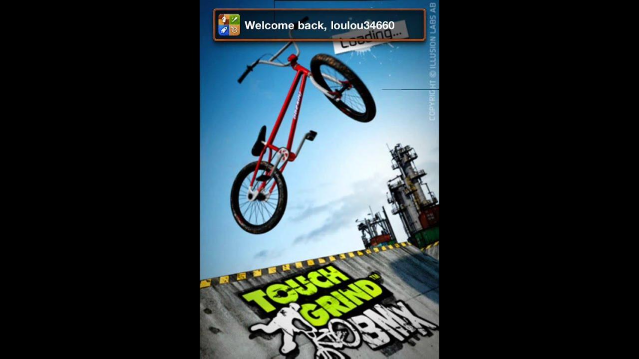 [Touchgrind bmx] comment customizer les map et les vélos