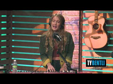 """Undeniable Artist Of 2019: Ingrid Andress Performs """"More Hearts Than Mine"""" - The Ty Bentli Show"""