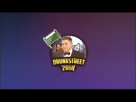 Drunkstreet 2018 - Hamang ft  Robin Rick