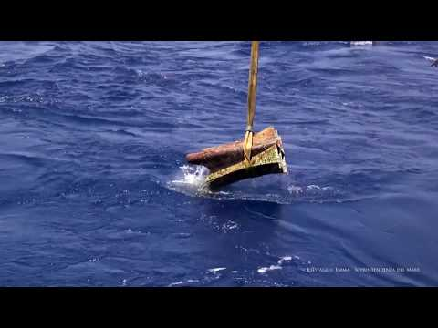 How a rostrum works on an ancient Roman Navy vessel