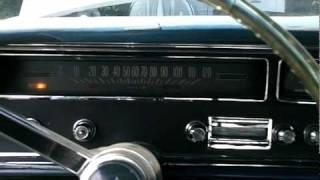1966 Pontiac 2+2 421 Engine, Crank it up!