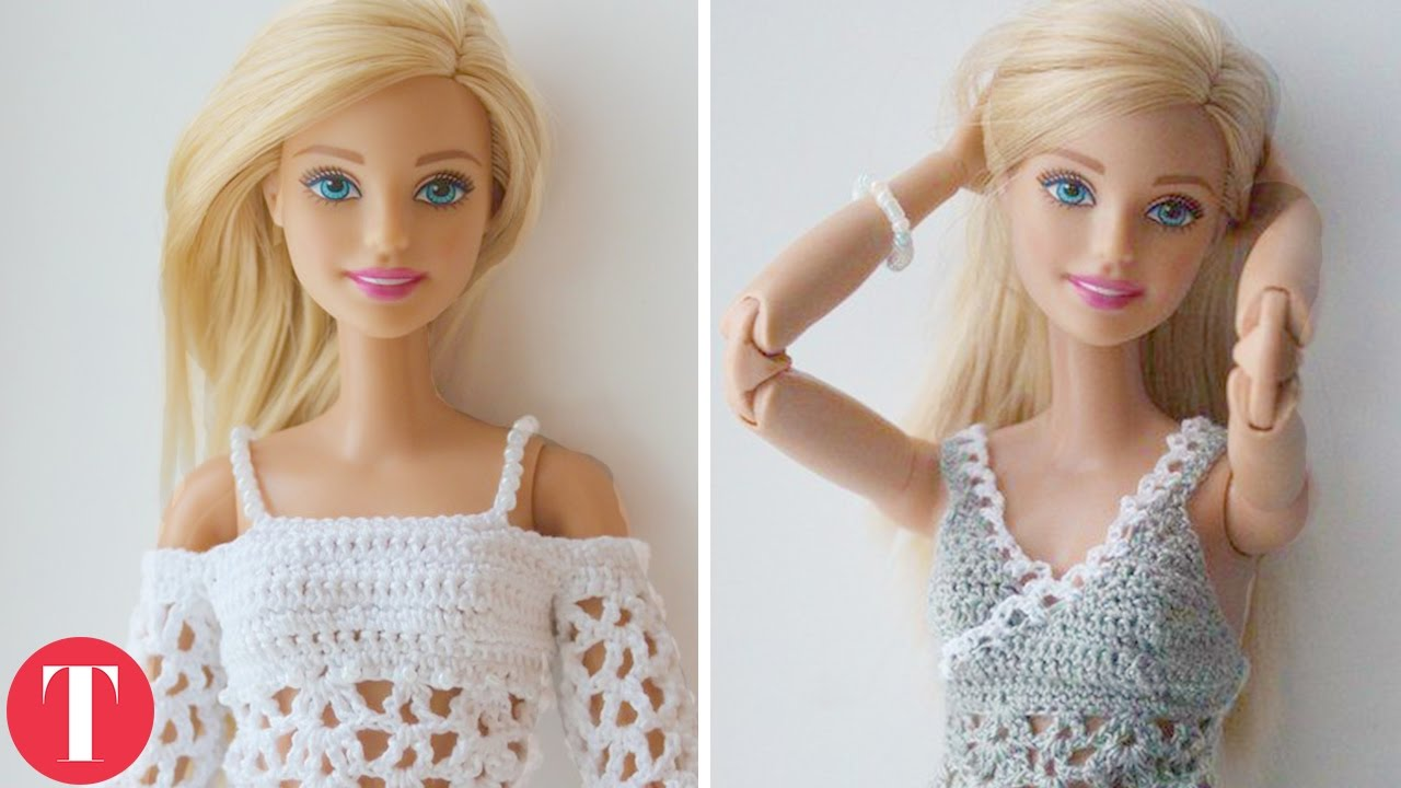 10 barbie dolls you can totally relate to youtube - Image de barbie ...