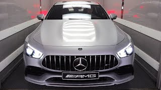 2020 Mercedes AMG GT 4 Door Coupe | NEW GT63S AMG vs GT43 Review 4MATIC + Sound Interior Exterior