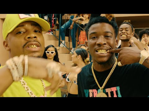 "HOTBOII ft. Plies ""Noun"" (Official Video)"