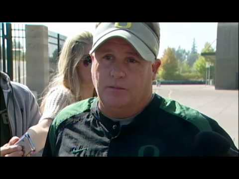 Chip Kelly Post-Practice (9/26/12)