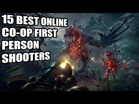 15 Best Online Co-op First Person Shooters You Must Try