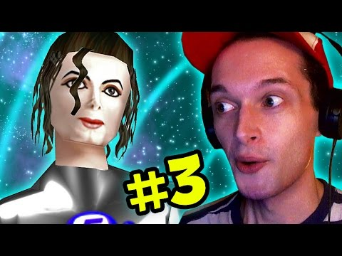 MICHAEL JACKSONS HERE - Space Channel 5 Part 2 - DK1games