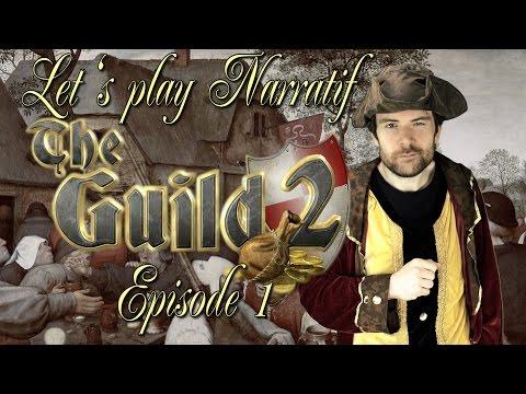 (LP Narratif) The Guild 2 - Episode 1 - Miser sur le bon cheval