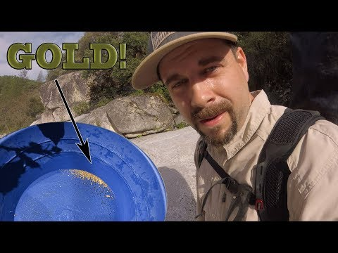 Gold Prospecting In Northern California