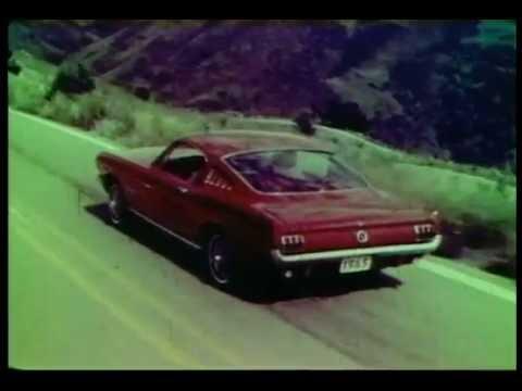 1965 Mustang 2 plus 2