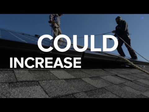 Solar tax could raise prices for your home solar