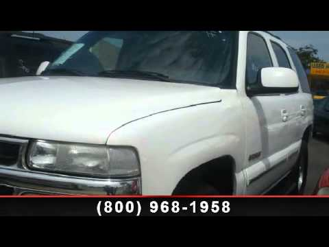 2003 Chevrolet Tahoe - Used Hondas USA - Bellflower, CA 907