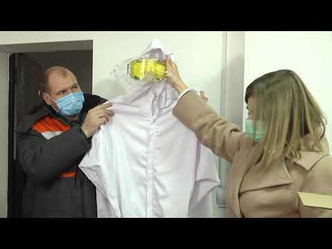 Суспільне Житомир: Підприємці у Житомирі долучилися до протидії коронавірусу