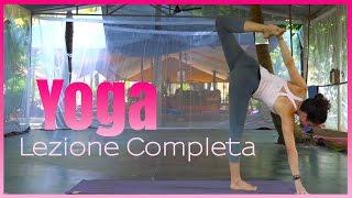 Yoga - Lezione Completa - Regalo di Compleanno