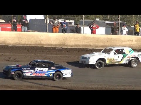 Iron Giant Street Stock-Qualifying @ Willamette Speedway 2018
