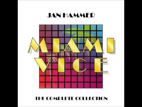 Jan Hammer  Miami Vice: The Complete Collection Full Album 2002
