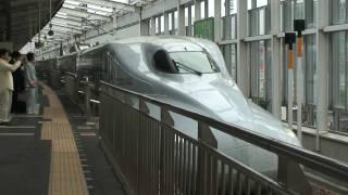 [HD Preview] Shinkansen Sakura 山陽・九州新幹線さくら/みずほ用量産先行車 下り