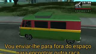 Max Romeo - Chase the Devil da rádio K Jah West GTA San Andreas Legendado PTBR Traduzido