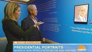 Softball Interview Of Bush Exemplifies Mainstream Media