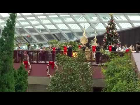 Herald Trumpet Singapore - Oh Come All Ye Faithful - Christmas 2014