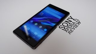 Sony Xperia Z1 Review