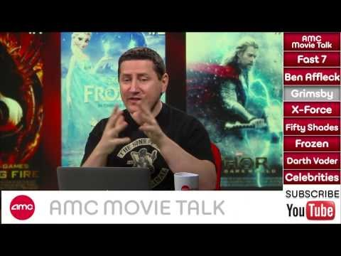 AMC Movie Talk - Gal Gadot Is Your New WONDER WOMAN, FAST 7 To Start Over?