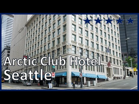 Arctic Club Hotel Seattle   Hotel Review!