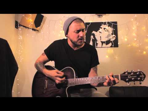 Gaslight anthem - 59 sound (acoustic cover)
