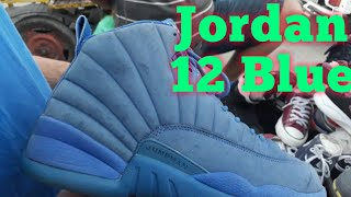 UKAY SHOES | Jordan 12 Blue | …