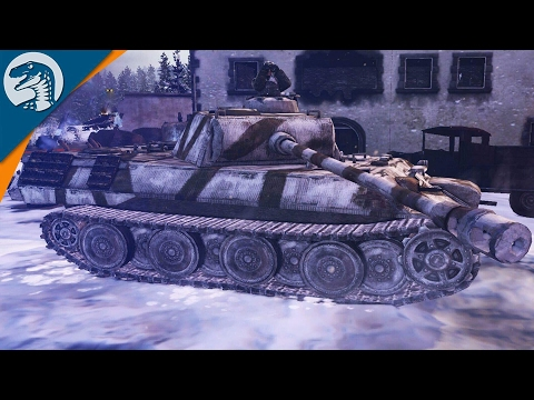 INSANE WWII BATTLE, CRAZY TANKS, & MEGA WEAPONS | Wikinger Mod | Company of Heroes 2 Gameplay