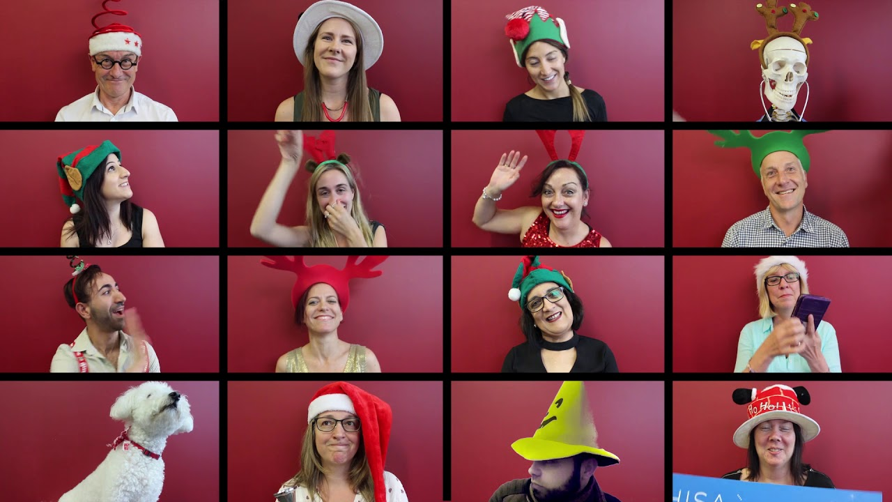 Brady Bunch Christmas.Hisa Presents A Christmas Brady Bunch Special With Added Hisa