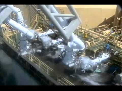 Accidental PERC activation on a LNG Tanker