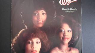 The 3 Degrees - Giving Up-Giving In