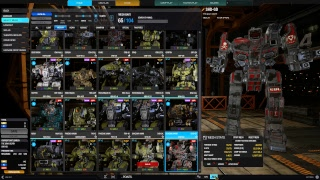 MWO - Late night with Hrunting